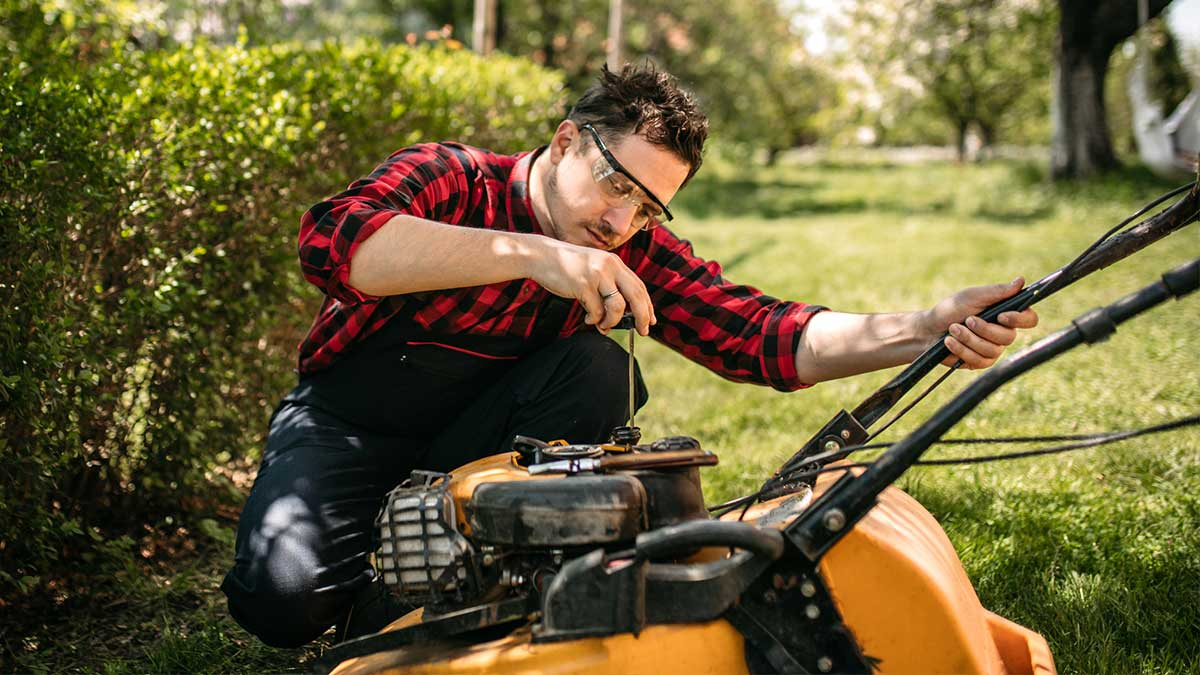 How To: Prepare Your Yard Equipment